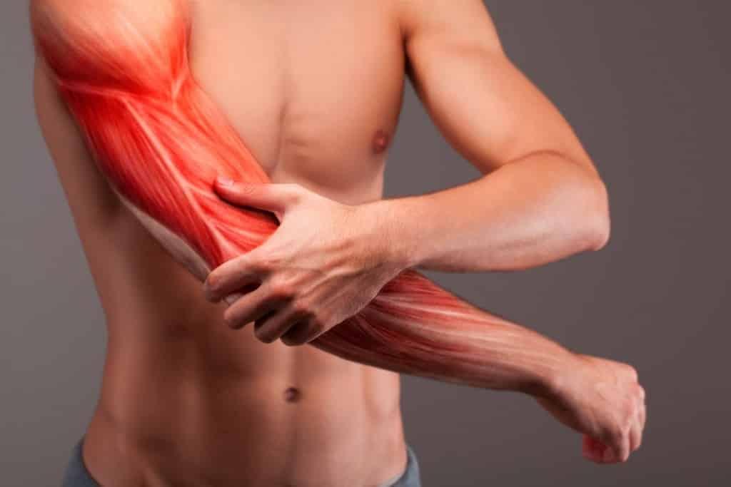 التخلص من آلام العضلات بعد التمارين