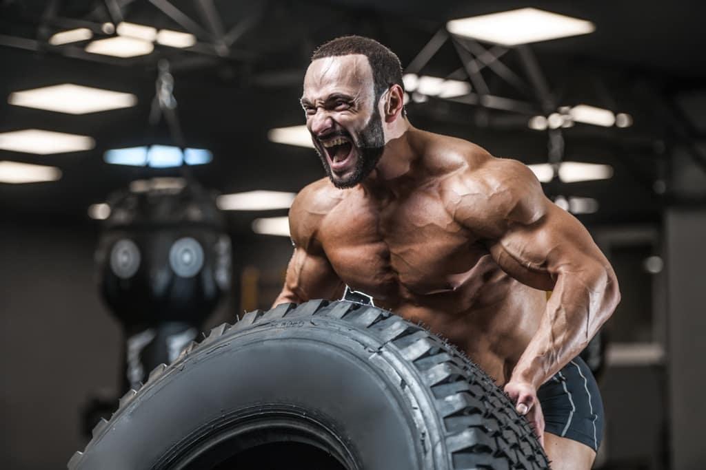 رياضة كمال الأجسامللرجال