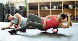 التدليك الليفي العضلي