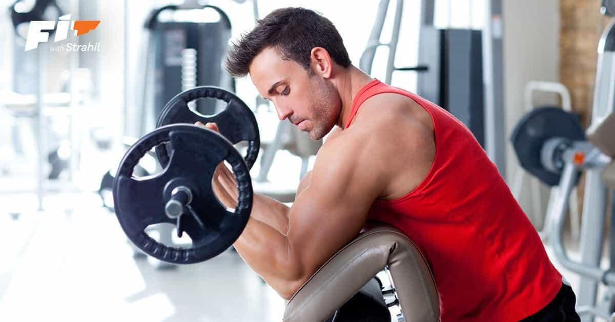 العوامل الأساسية لبناء العضلات