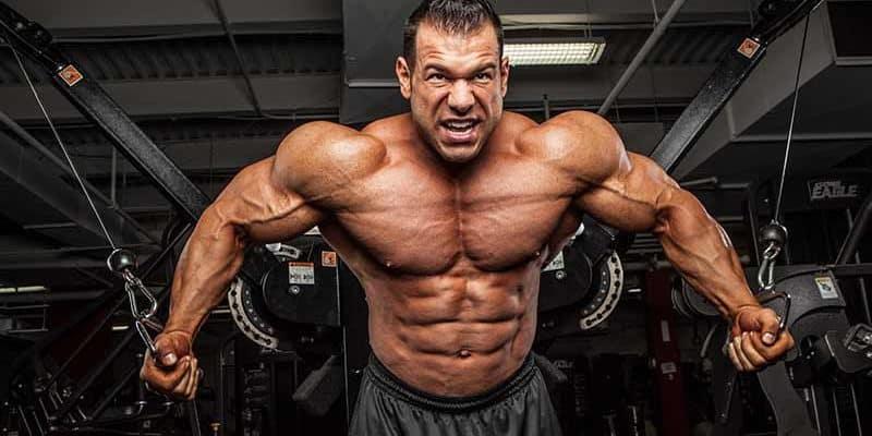 تمارين تضخيم عضلات الصدر