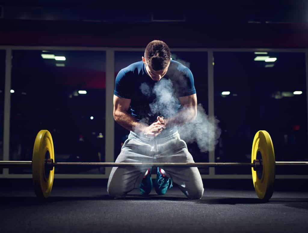تمارين بناء العضلات ام تمارين اللياقة