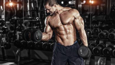 Photo of نظام غذائي لزيادة كتلة العضلات