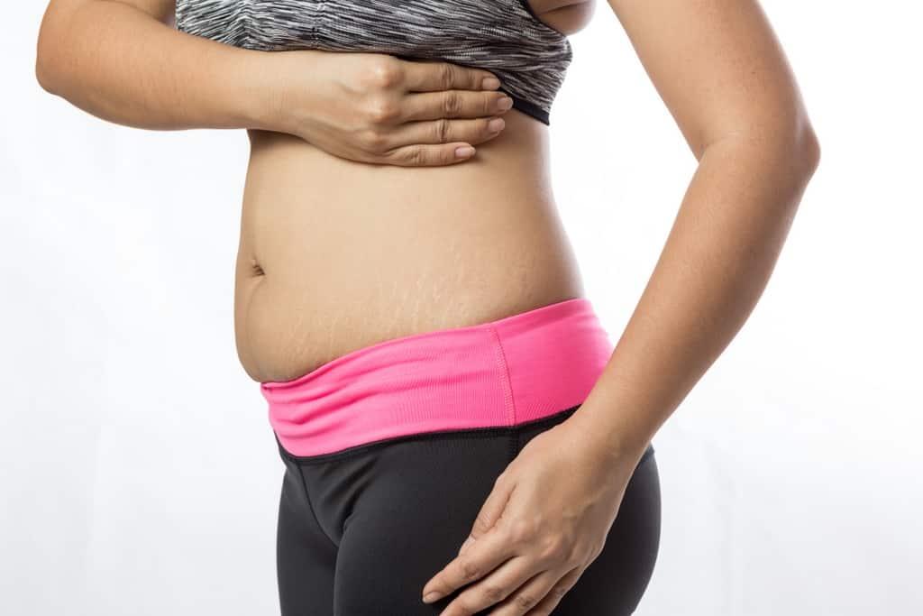 نزول الوزن بعد الولادة الطبيعية