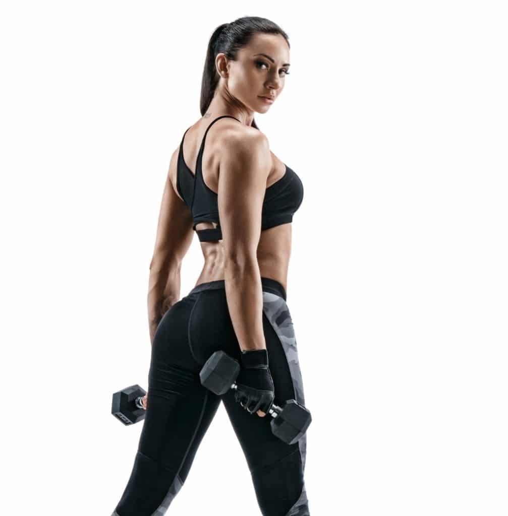 كمال الأجسام body building