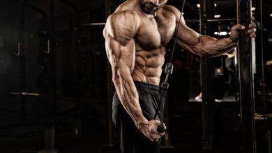 Photo of تقوم بممارسة تمارين بناء العضلات ولكنها تتوقف عن النمو؟