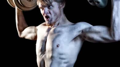 Photo of أفضل التمارين لتضخيم عضلات الذراعين للمبتدئين
