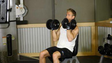 Photo of أعلى 5 تمارين لتقوية عضلات الكتف للاعبي كمال الأجسام