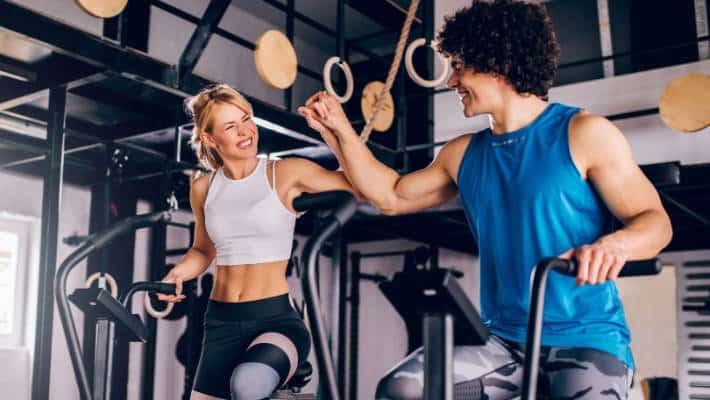 كيف تعود إلي لياقتك البدنية