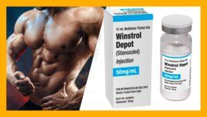 هرمون وينسترول (Winstrol)