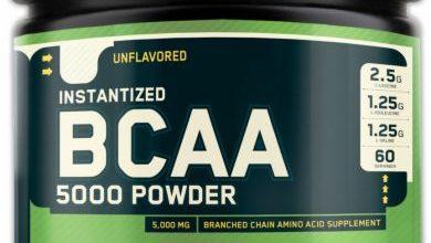 Photo of فوائد المكمل الغذائي BCAA وما هي أضرارها وكيفية استخدامها